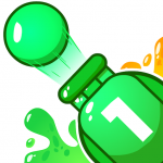 Power Painter – Merge Tower Defense Game (MOD, Unlimited Money) 1.16.5