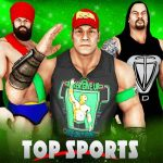 Pro Wrestling Stars 2020: Fight as a super legend (MOD, Unlimited Money) 2.4