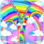 Rainbow lock screen (Premium Cracked) 5.6