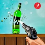 Real Bottle Shooting Free Games: 3D Shooting Games (MOD, Unlimited Money) 3.2