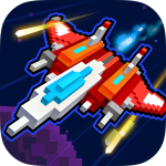 Retro Space War: Galaxy Attack Alien Shooter Game (MOD, Unlimited Money) 1.6.2