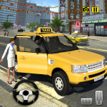 Rush Hour Taxi Cab Driver: NY City Cab Taxi Game (MOD, Unlimited Money) 1.12