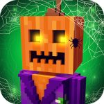 Scary Theme Park Craft: Spooky Horror Zombie Games (MOD, Unlimited Money) 1.13-minApi19