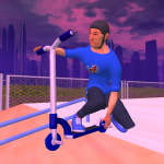 Scooter Freestyle Extreme 3D (MOD, Unlimited Money) 1.65