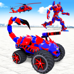 Scorpion Robot Monster Truck Transform Robot Games (Premium Cracked) 8