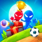 Stickman Party: 1 2 3 4 Player Games Free (MOD, Unlimited Money) 1.9.6.2