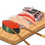 Sushi Friends – Restaurant Cooking Game (MOD, Unlimited Money) 1.0.3