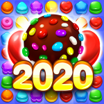 Sweet Candy Mania – Free Match 3 Puzzle Game (MOD, Unlimited Money) 1.4.8