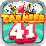 Tarneeb 41 – طرنيب 41 (MOD, Unlimited Money) 20.0.7.14