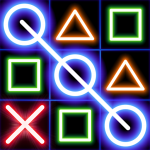 Tic Tac Toe Glow Machine (MOD, Unlimited Money) 1.19