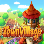 Town Village: Farm, Build, Trade, Harvest City (MOD, Unlimited Money) 1.9.4