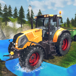 Tractor Driver Cargo 3D (MOD, Unlimited Money) 5