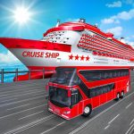 Transport Cruise Ship Game Passenger Bus Simulator (MOD, Unlimited Money) 2.0.3