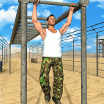 US Army Training School Game: Obstacle Course Race (MOD, Unlimited Money) 3.4.0