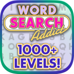 Word Search Addict Word Search Puzzle Free   (MOD, Unlimited Money) 1.132