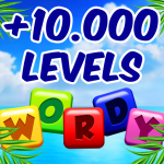 Wordy: Hunt & Collect Word Puzzle Game (MOD, Unlimited Money) 1.2.2