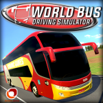 World Bus Driving Simulator (MOD, Unlimited Money) 1.07