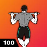 100 Pull Ups – Upper Body Workout, Men Fitness (Premium Cracked) 3.0.7