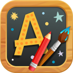 ABC Tracing for Kids Free Games (Premium Cracked) 4.0.1