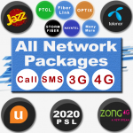 All Network Packages 2020 (Jazz Zong Ufone Telenr) (Premium Cracked) 5.1
