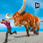 Angry Bull Attack Simulator 2019 (MOD, Unlimited Money) 1.1