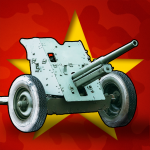 Artillery Guns Arena sniper Defend & Destroy Tanks (MOD, Unlimited Money) 1.62.151