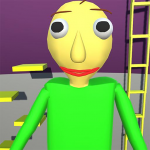 Baldi Classic Tower of Hell – Climb Adventure Game (MOD, Unlimited Money) 1.3
