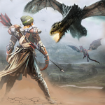 Battle of Mighty Dragons: Archery Games 2019 (MOD, Unlimited Money) 2.0