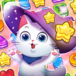 Best Cookie Maker: Fantasy Match 3 Puzzle (MOD, Unlimited Money) 1.2.1