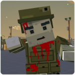 Blocky Zombie Survival 2 (MOD, Unlimited Money)  1.66
