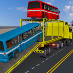 Bus Transporter Truck Flight (MOD, Unlimited Money) 1.0.2