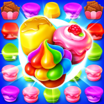 Cake Smash Mania Swap and Match 3 Puzzle Game   (MOD, Unlimited Money) 3.3.5051