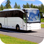 City Coach Bus Driving Simulator 3D: City Bus Game (MOD, Unlimited Money) 1.0