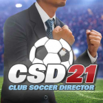 Club Soccer Director 2021 – Soccer Club Manager (MOD, Unlimited Money) 1.4.3