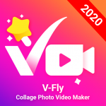 Collage Maker VFly-Status: Photo Video Maker (Premium Cracked) 1.5