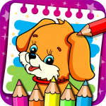 Coloring & Learn Animals Kids Games  1.35