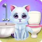 Cute Kitty Caring and Dressup (Premium Cracked) 1.0.5
