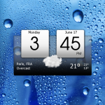 Digital clock & world weather (Premium Cracked) 5.81.0.2