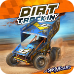 Dirt Trackin Sprint Cars (MOD, Unlimited Money) 3.3.4