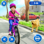 Family Pet Dog Home Adventure Game (MOD, Unlimited Money) 1.1.7