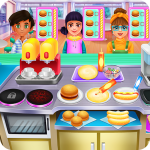 Fast Food Chef Cooking and Serving (Premium Cracked) 1.0.4
