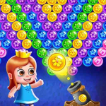 Flower Games – Bubble Shooter (MOD, Unlimited Money) 4.1