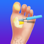 Foot Clinic – ASMR Feet Care (MOD, Unlimited Money) 1.4.7