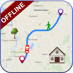 GPS Offline Navigation Route Maps & Direction (Premium Cracked) 1.2.3