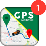 GPS navigation – Directions, Live Map, Routefinder (Premium Cracked) 1.0.9