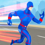 Grand Light Speed Robot Hero City Rescue Mission (Premium Cracked) 2.0