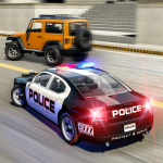 Grand Police Car Chase –  US Police Driving Games (Premium Cracked) 1.0.7