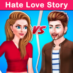 Hate Love Story : College Love Drama Story Game (Premium Cracked) 1.0.5