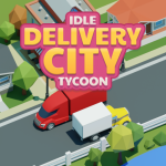 Idle Delivery City Tycoon: Cargo Transit Empire (MOD, Unlimited Money) 3.4.4
