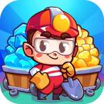 Idle Miner Simulator – Idle Gold Tycoon (MOD, Unlimited Money) 1.2.2